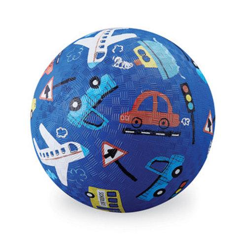 Ballon véhicules : 18 cm