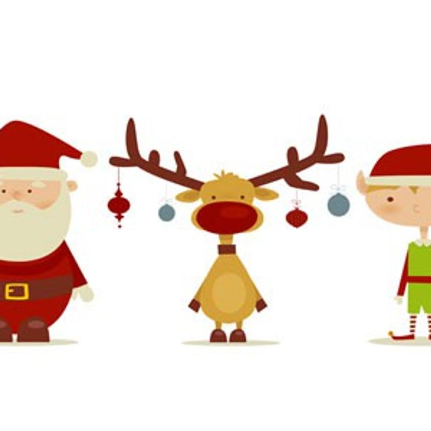 Atelier multi-activités 12 à 48 mois - Thème Noël - mercredi (1)