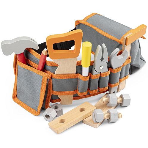 Ceinture à outils orange
