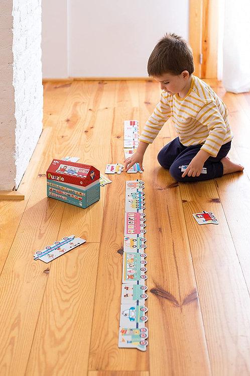 Puzzle Train : 24 pièces