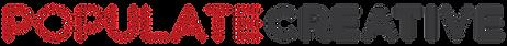 Populate branding brand logo