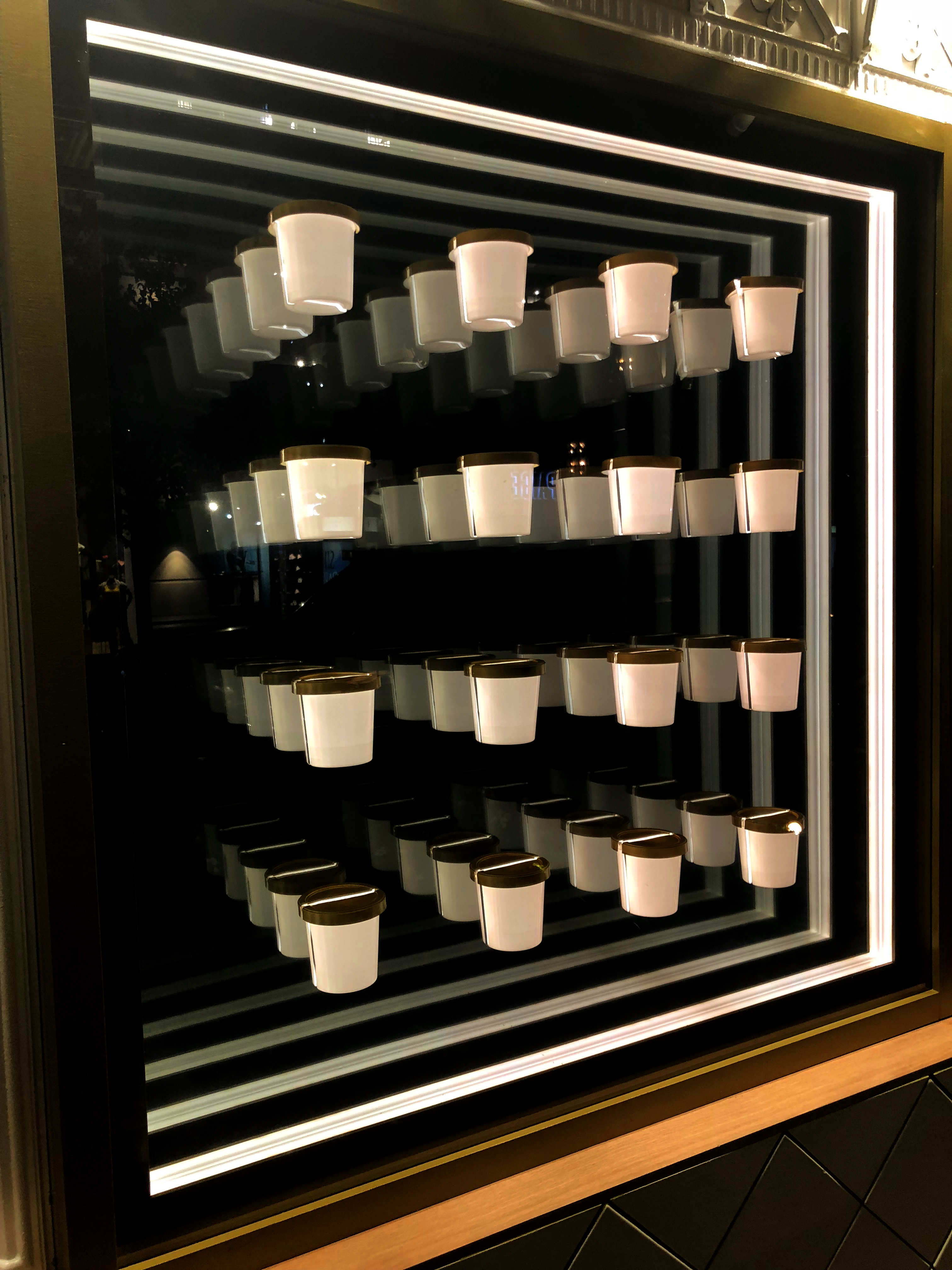 Cups Mirror