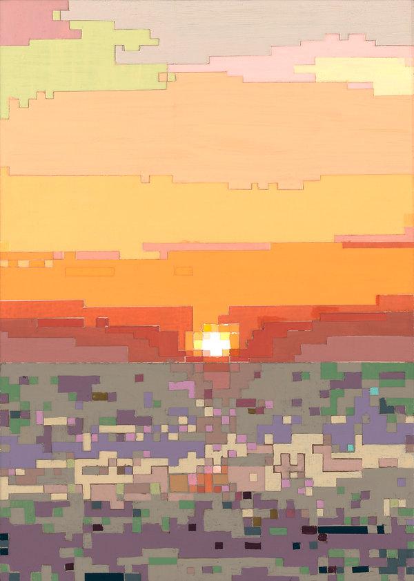 Sunset_Acrylic on Panel_2020.jpg