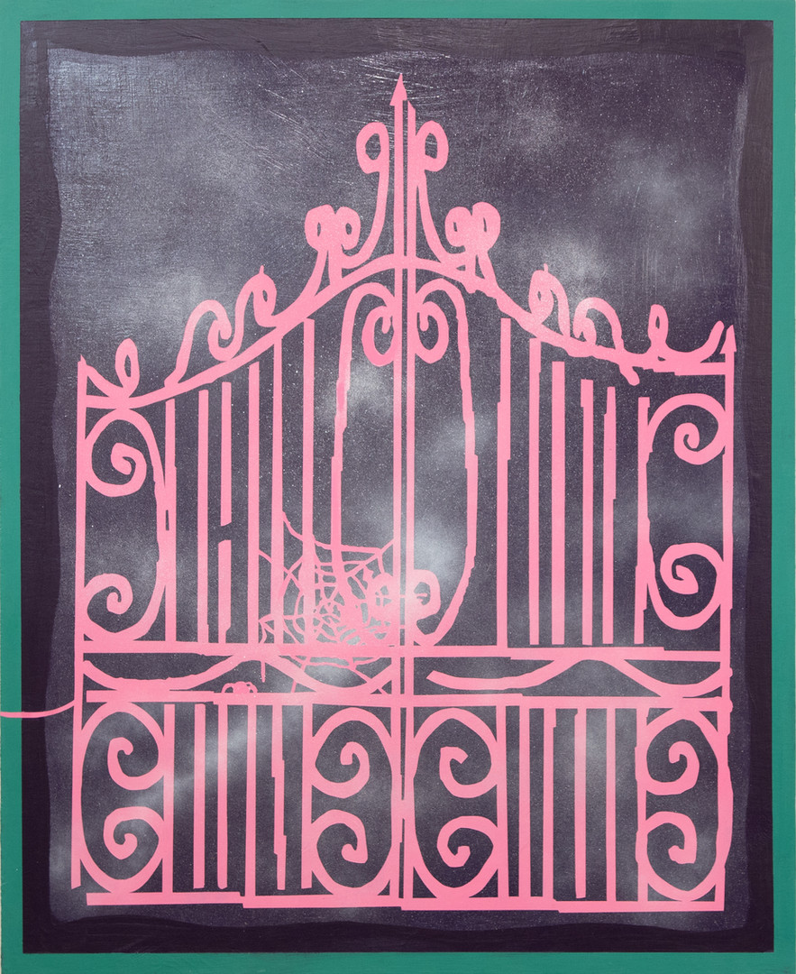 Pink Gate