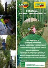 COAG GRANADA DESARROLLA EL PROGRAMA DE ACCIONES EXPERIMENTALES