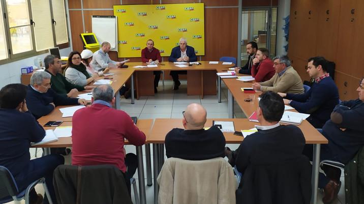 COAG Andalucía anuncia un proceso de movilizaciones