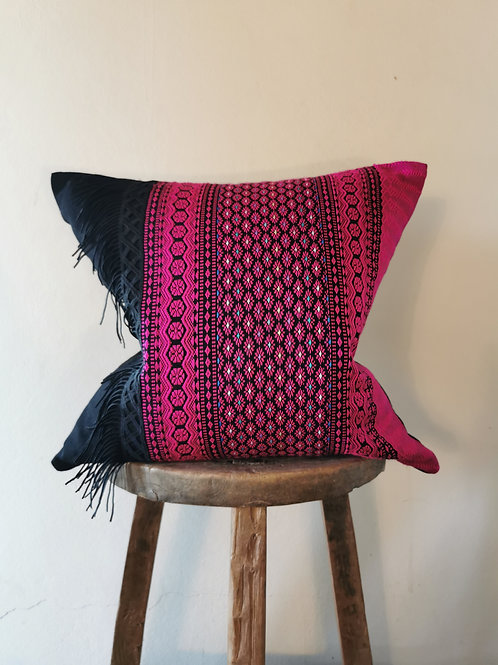 Karen hill tribe cushion
