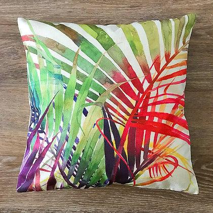 Tropical Paradise Cushion Cover- Multi Colour