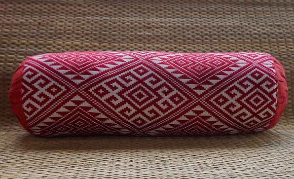 Snuggle Buddy Bolster Cover- Crimson Thaible FREE SHIPPING