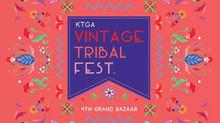 KTGA Vintage Tribal Fest.