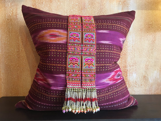 Vietnamese Hmong Pillow