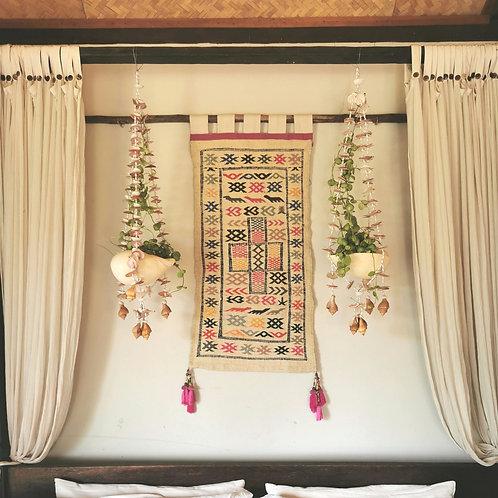 Moroccan boho decor