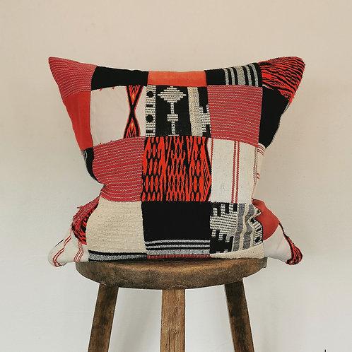 karen hill tribe pillow