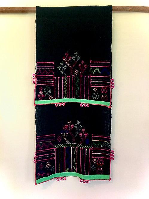 hand woven rare textile