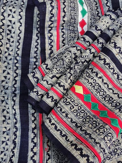 Vintage Hmong Fabric