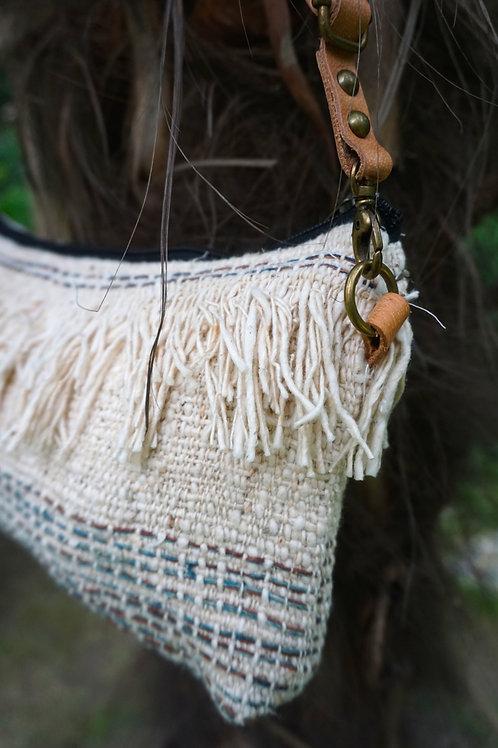 Maya Cross Body Bag- Organic Hemp