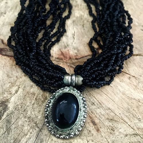 Vintage Ethnic Necklace- FREE SHIPPING
