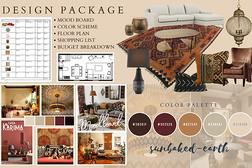 Custom Interior Design Package *LIMITED TIME DISCOUNT*