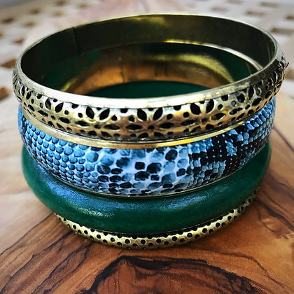 Bávaro Bangle Stack