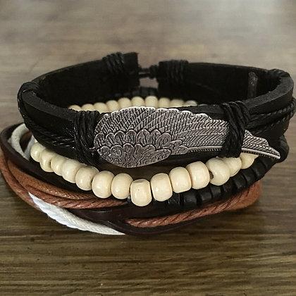 Angelico Bracelet Stack