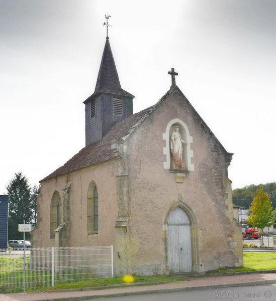 Chapelle en 2015
