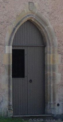 Porte restaurée 2