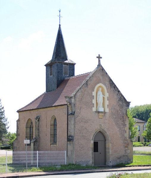 Chapelle en 2018