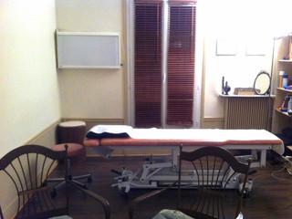 Présentation du cabinet d'ostéopathie à Paris