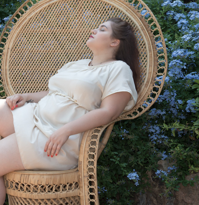 Robe Intemporelle - Vera Chintz