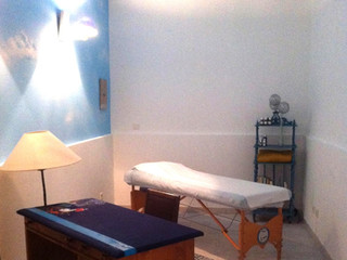 Présentation du cabinet d'ostéopathie à Ajaccio