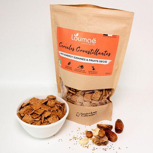 Céréales Mix Energy - Loumaë