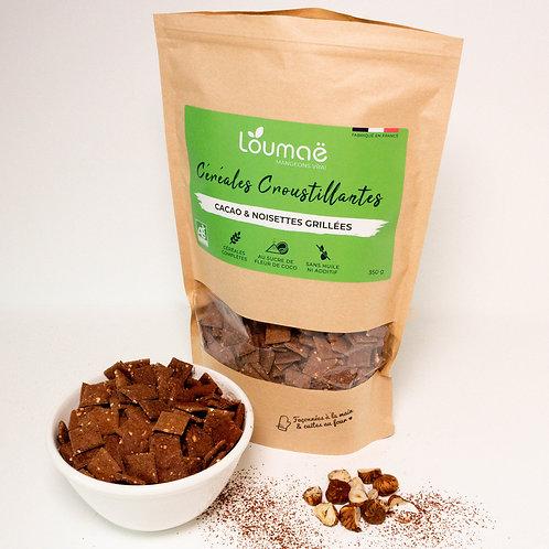 Céréales Cacao - Noisettes - Loumaë