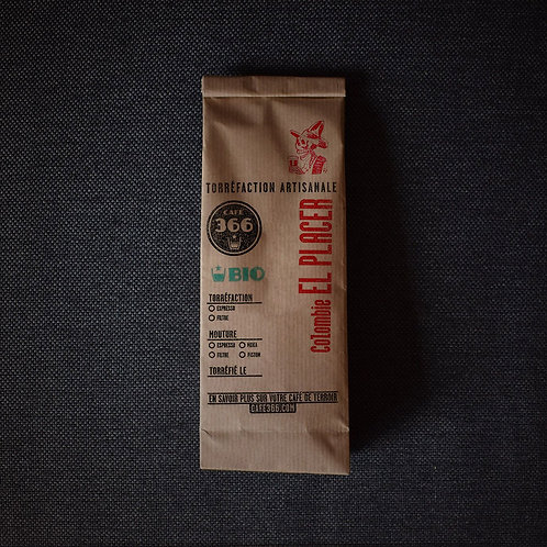 Colombie / Finca El Placer BIO - Café 366