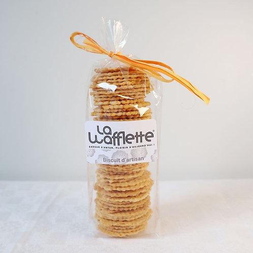 Gaufrettes Comté / piment d'Espelette - LA WAFFLETTE