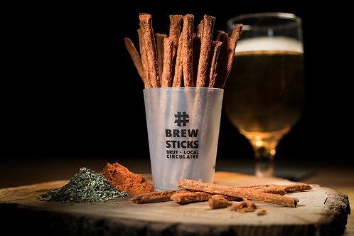 Biscuits apéritifs SPICY - Brewsticks