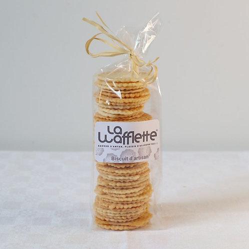 Gaufrettes Parmesan - LA WAFFLETTE