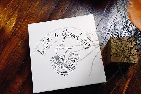 La Box du Grand Paris COFFRET CADEAU SEUL