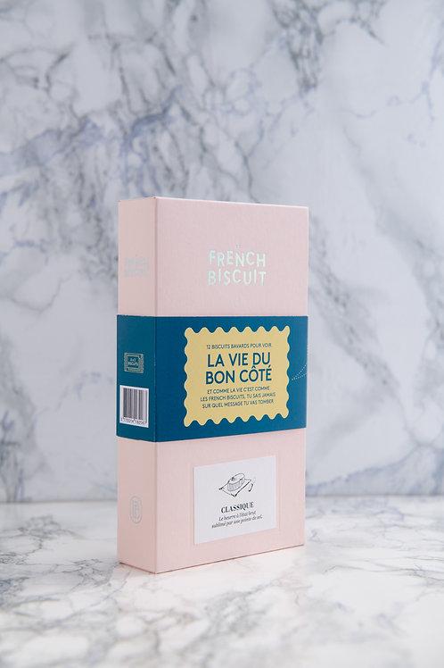 Biscuits artisanaux La Vie du Bon Côté - Le French Biscuit
