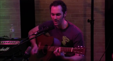 Mike on Acoustic