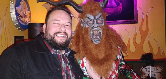 John Goforth & Krampus!
