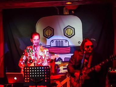 Majungas Live @ Cigars and Stripes