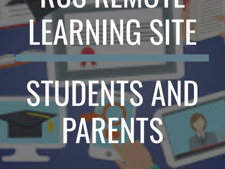 Remote Learning Support