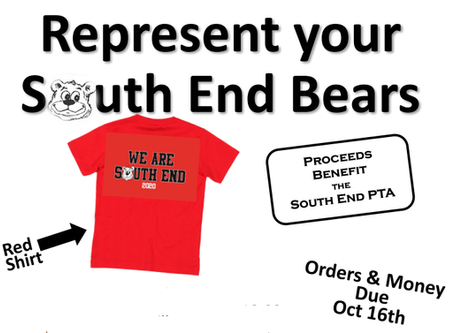 South End PTA Shirts