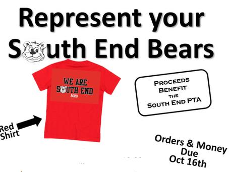 South End PTA Shirts