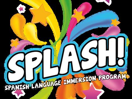 Splash Application