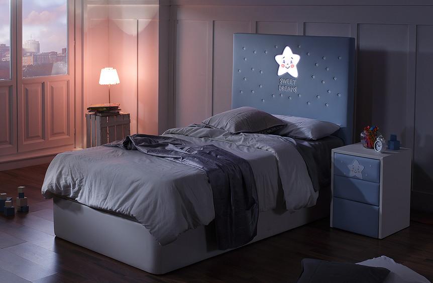 nohales dormitorio nocturno