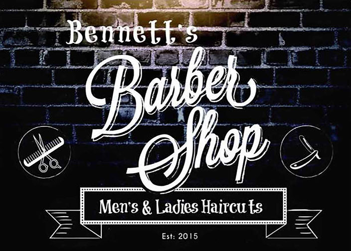 Bennett's Barber Shop Townsville Men's and Ladies Haircuts
