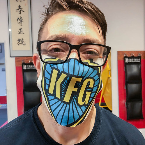 Face Mask - KFG Logo
