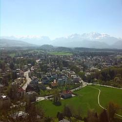 #Salzburg #festung #hohensalzburg #twierdza #widok #alpy #Austria #pieknie #dlugi #weekend #wypad #w