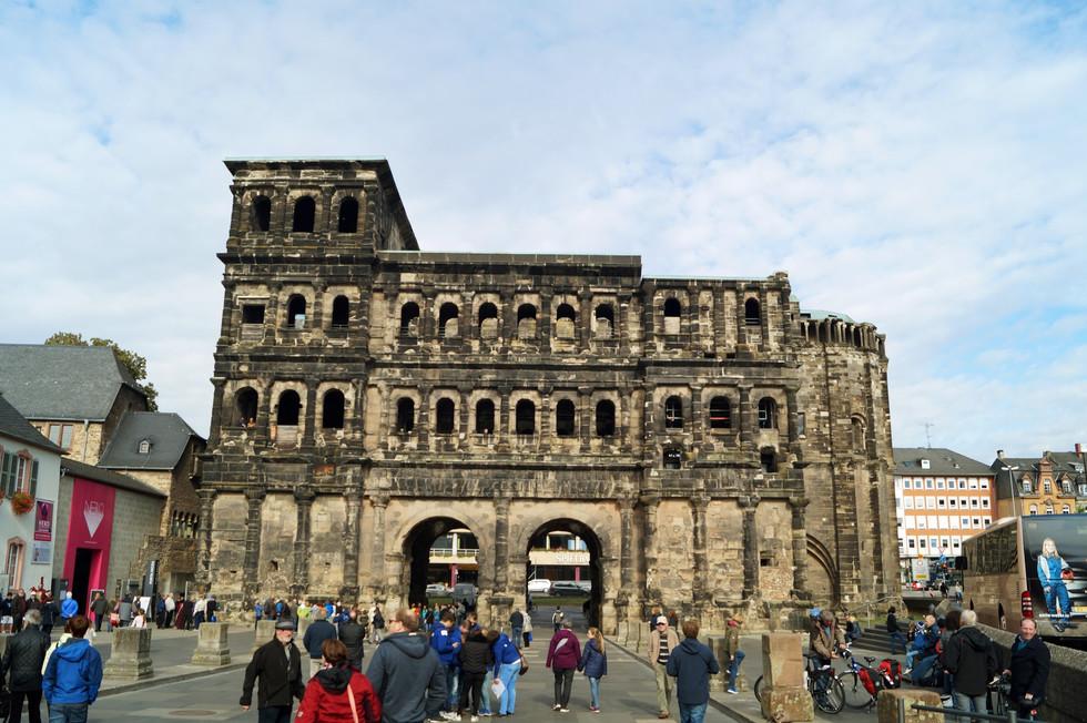Trewir, Niemcy - Atrakcje UNESCO